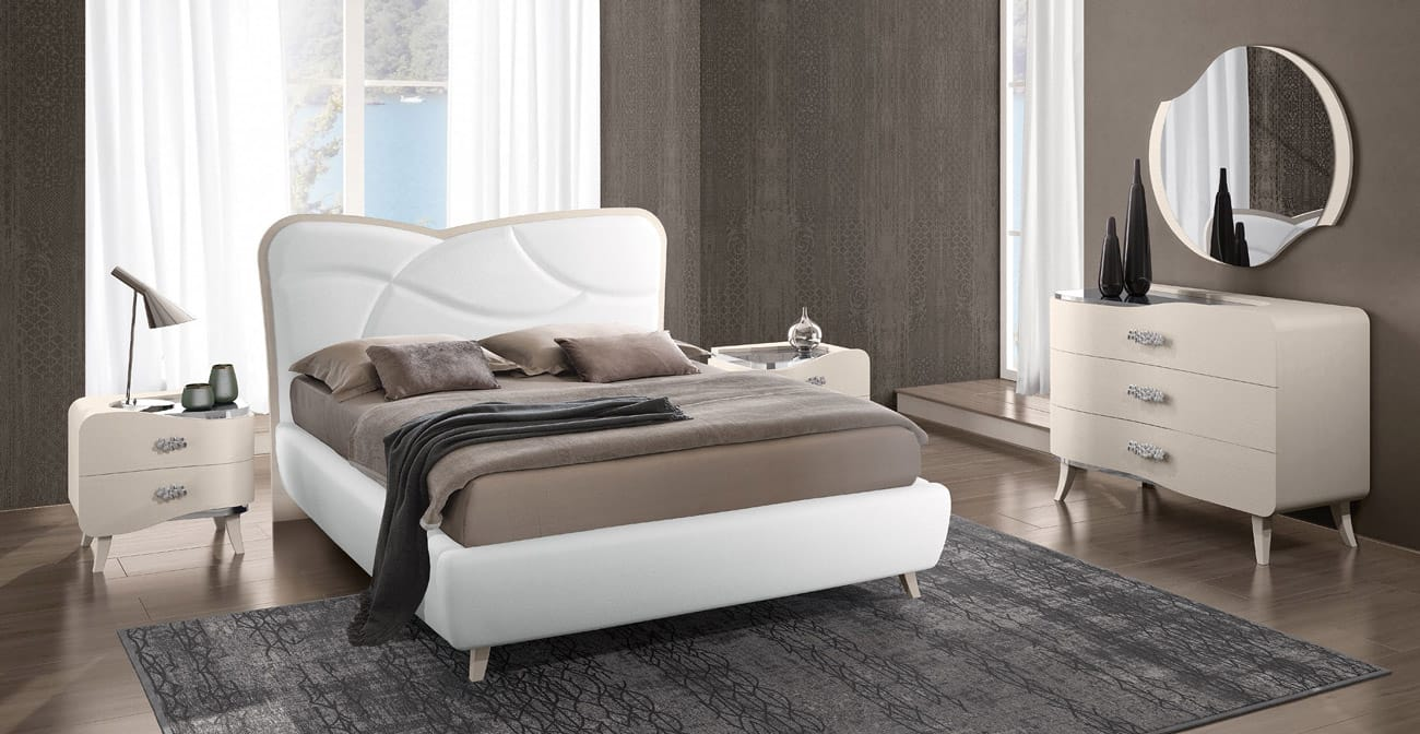 Zaffiro Bed